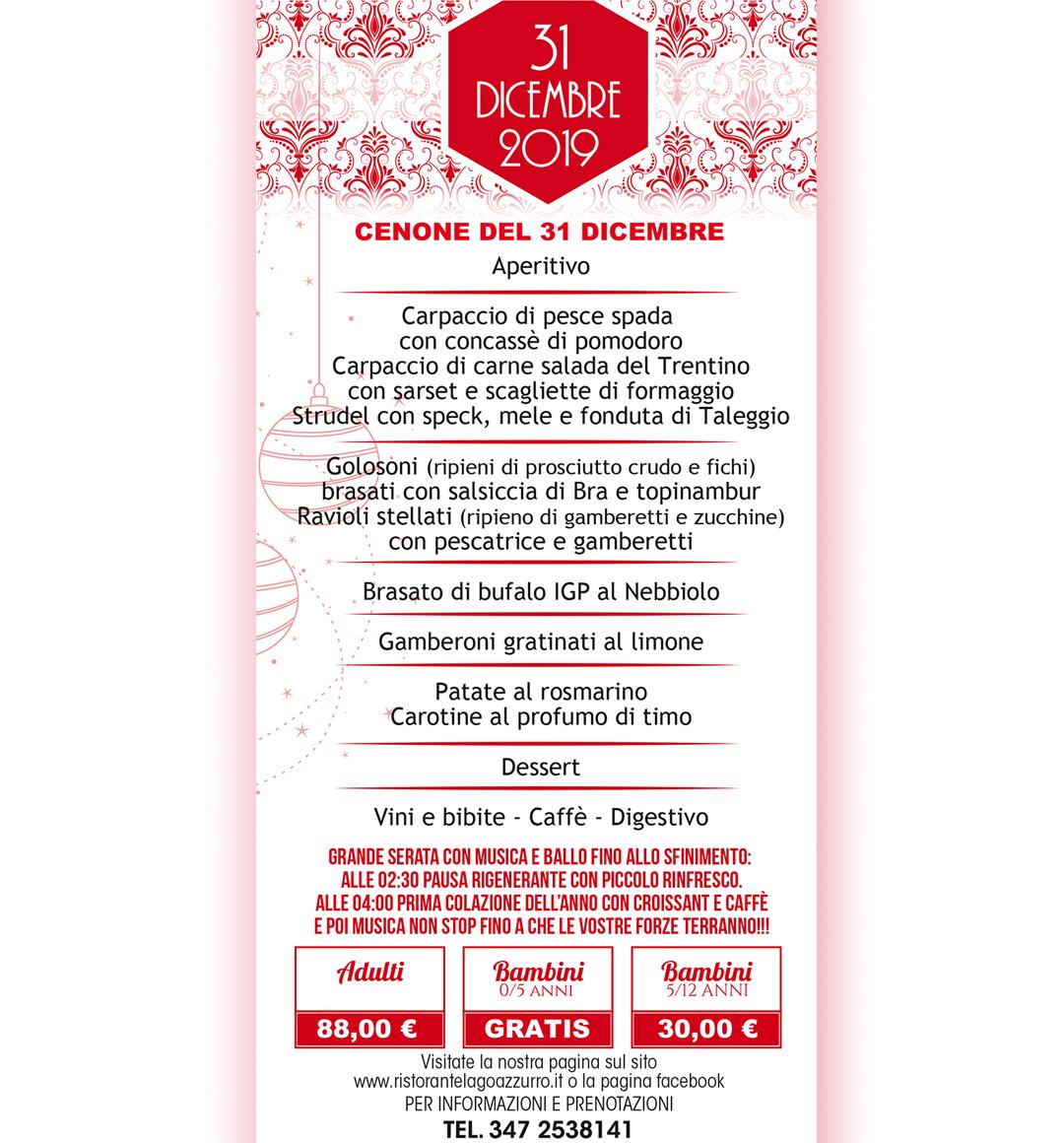 Capodanno_31-dicembre-2018_Ristorante-Lago-Azzurro